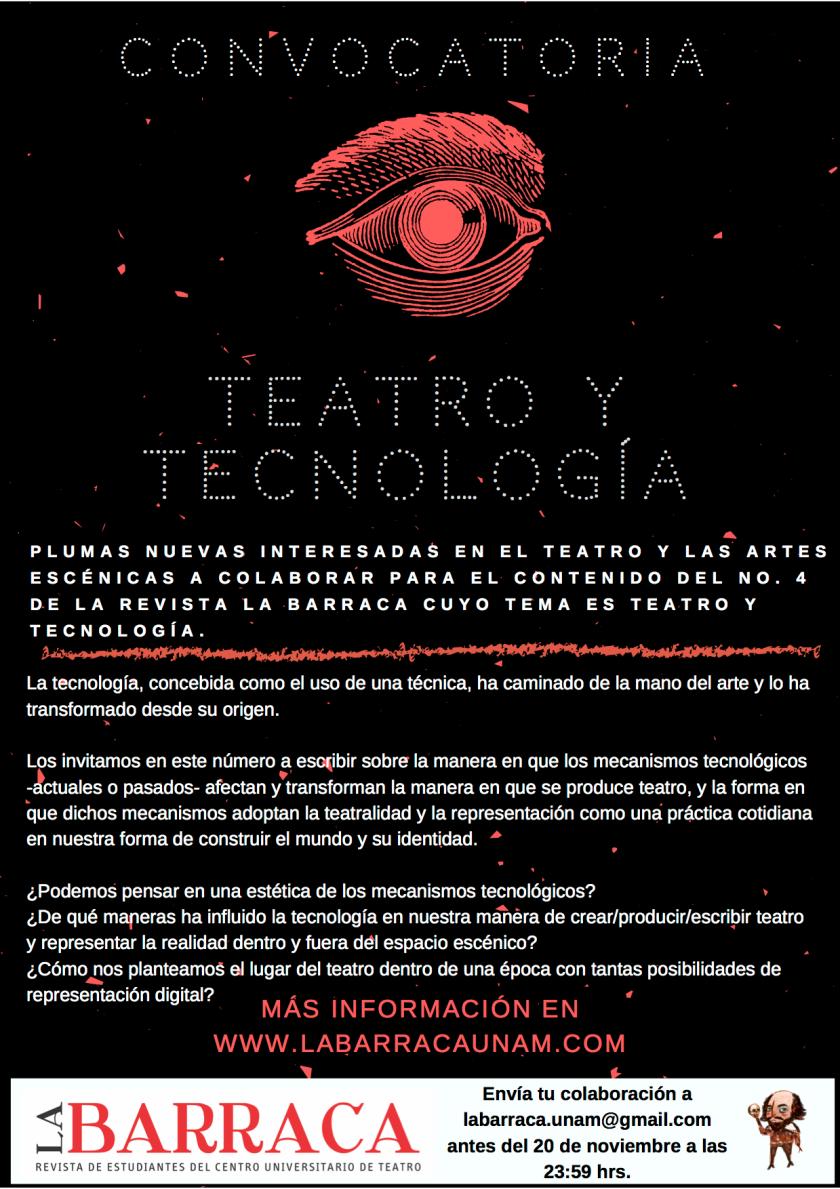 Teatro y tecnología FULL